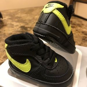 Newborn Nike sneakers, size 0, Brand new with tag